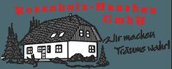 Rosenholz-Hausbau Logo